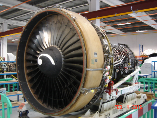 Aircraft Engine 2